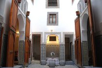Photo of Dar Ben Safi Courtyard, Fes, Morocco